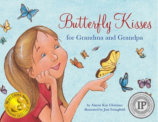 Butterfly Kisses for