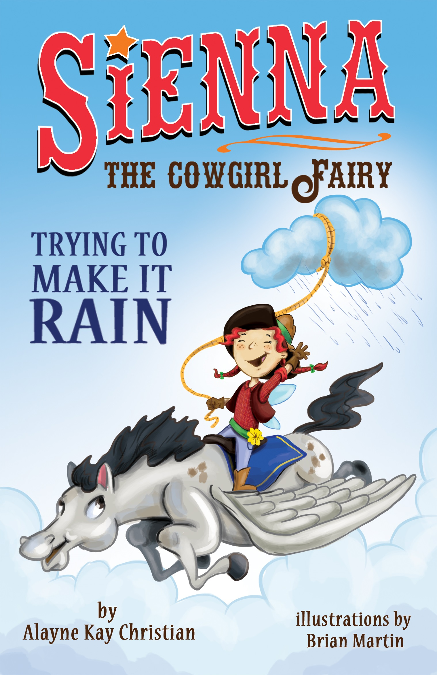 Sienna: The Cowgirl Fairy #1